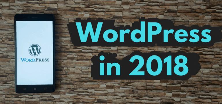 Cele mai bune teme Wordpress din 2018
